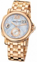 Ulysse Nardin Functional Dual Time Lady 246-22-8/392