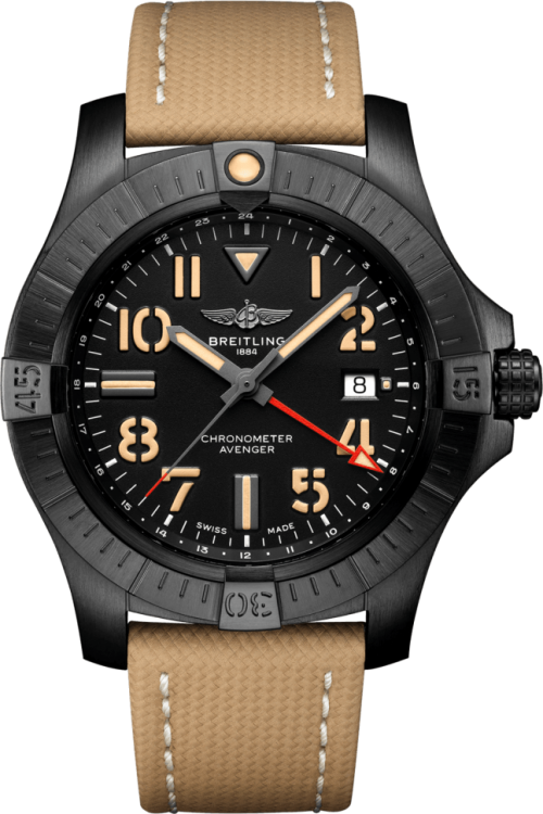 Breitling Avenger Automatic GMT 45 Night Mission V32395101B1X1