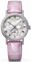 Breguet Classique for Valentines Day 9085BB/5W/964/SS0S