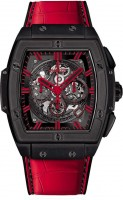 Hublot Spirit Of Big Bang All Black Red 601.cr.0130.LR