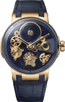 Ulysse Nardin Executive Tourbillon Free Wheel 1766-176LE/AVE
