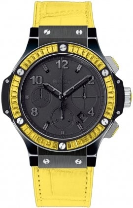 Hublot Big Bang Black Tutti Frutti Black Lemon 341.CY.1110.LR.1911