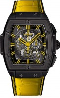 Hublot Spirit Of Big Bang All Black Yellow 601.cy.0190.LR