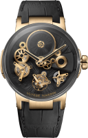 Ulysse Nardin Executive Tourbillon Free Wheel 1766-176LE/STRAW
