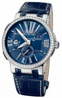 Ulysse Nardin Executive Dual Time 243-00B/43