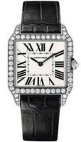 de Cartier Santos-Dumont Watch WH100251