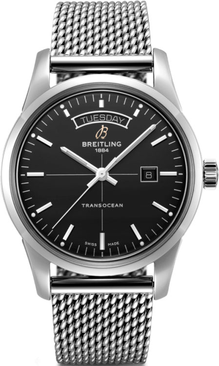 Breitling Transocean Day & Date A45310121B1A1