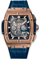 Hublot Spirit of Big Bang KING GOLD Blue 45 mm 601.OX.7180.LR