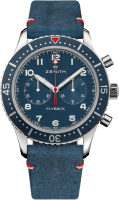 Zenith Pilot Cronometro Tipo Cp-2 Flyback Us Edition 03.2241.405/51.C915