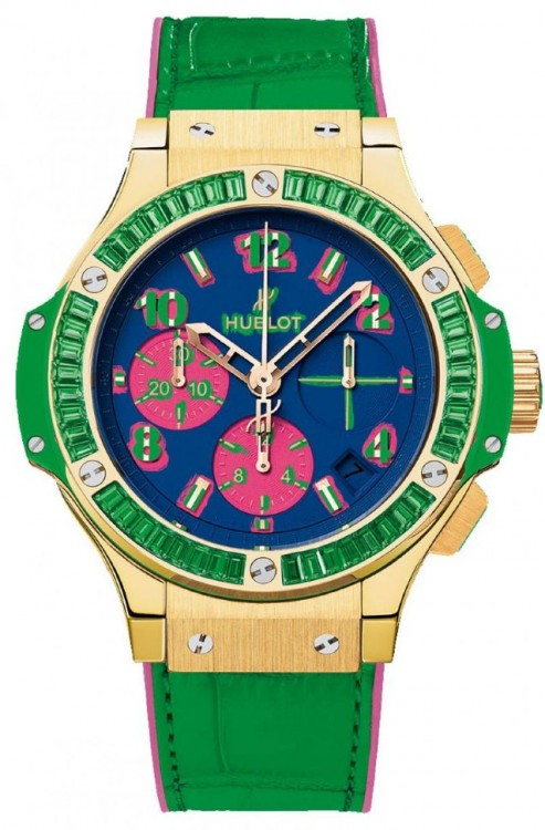 Hublot Big Bang Pop Art Yellow Gold Apple 341.VG.5199.LR.1922.POP14