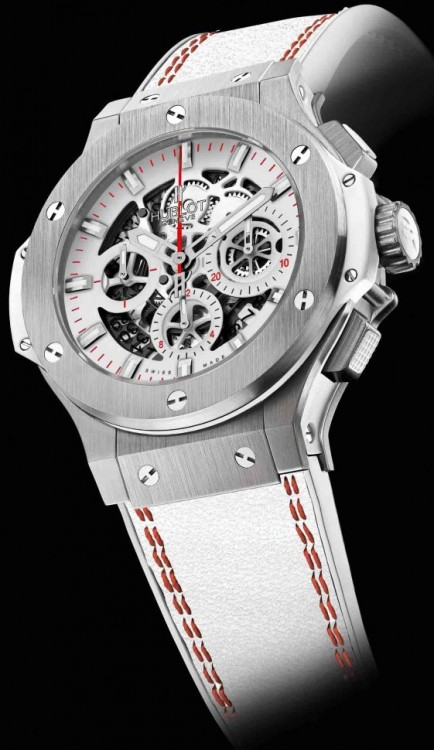 Hublot Big Bang Aero All White Special Edition Steel 44 311.SE.2113.VR.JDR14