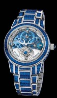 Ulysse Nardin Exceptional Royal Blue Tourbillon Haute Joaillerie 799-98BAG-8BAG