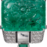Cartier Creative Jeweled Watches High Jewelry Watches Tutti Frutti Agrafe Watch HPI01067