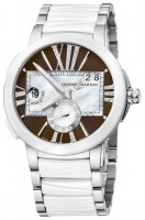 Ulysse Nardin Functional Dual Time Executive Lady 243-10-7/30-05
