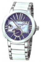 Ulysse Nardin Functional Dual Time Executive Lady 243-10-7/30-07