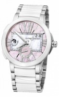 Ulysse Nardin Functional Dual Time Executive Lady 243-10-7/397