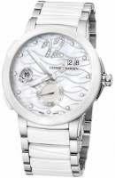 Ulysse Nardin Functional Dual Time Executive Lady 243-10-7/691