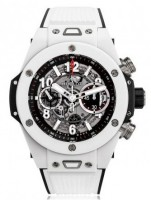 Hublot Big Bang Unico White Ceramic 45 411.HX.1170.HX
