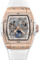 Hublot Spirit of Big Bang Moonphase King Gold White Diamonds 42 mm 647.OE.2080.RW.1204