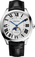 Cartier Drive De Cartier Moon Phases Watch WSNM0008