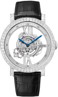 Cartier Rotonde De Cartier Astrotourbillon Skeleton Watch HPI00940