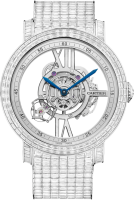 Cartier Rotonde De Cartier Astrotourbillon Skeleton Watch HPI00941