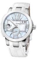 Ulysse Nardin Functional Dual Time Executive Lady 243-10/393