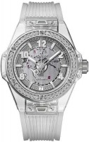 Hublot Big Band One Click Sapphire Diamonds 465.JX.4802.RT.1204