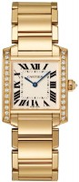 Cartier Tank Francaise Watch WJTA0025