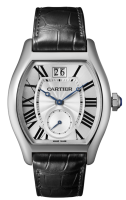 Cartier Tortue Large Date Small Seconds Watch W1556233