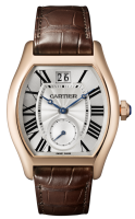 Cartier Tortue Large Date Small Seconds Watch W1556234