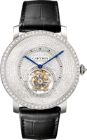 Cartier Rotonde De Cartier Flying Tourbillon Watch HPI00592