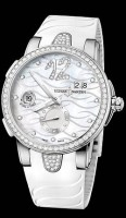 Ulysse Nardin Executive Dual Time Lady 243-10B-3C/691