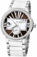 Ulysse Nardin Functional Dual Time Executive Lady 243-10B-7/30-05