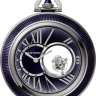 Rotonde de Cartier Mysterious Double Tourbillon Pocket Watch WHRO0011