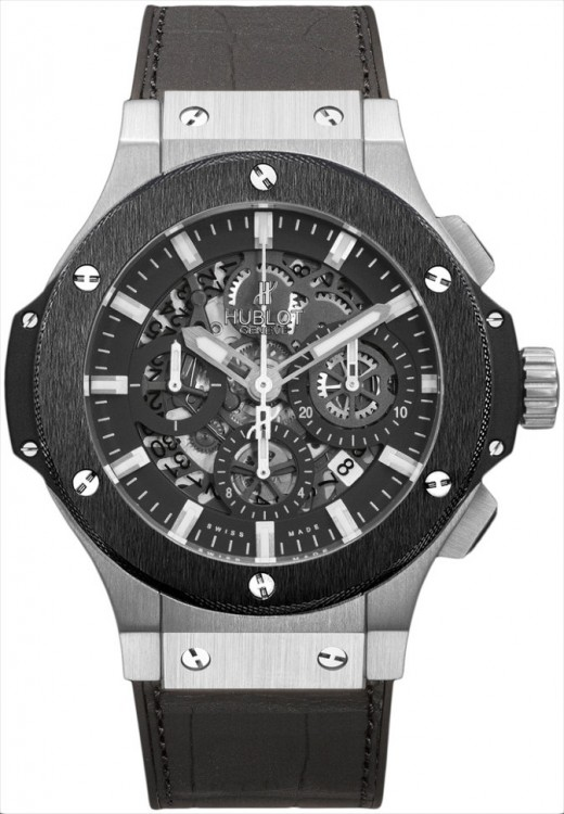 Hublot Big Bang Aero Steel Ceramic 44 311.SM.1170.GR