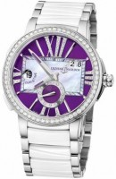 Ulysse Nardin Functional Dual Time Executive Lady 243-10B-7/30-07
