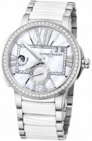 Ulysse Nardin Functional Dual Time Executive Lady 243-10B-7/391