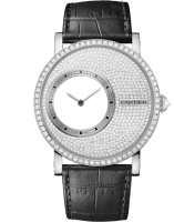 Cartier Rotonde De Cartier Mysterious Hour Watch HPI00636