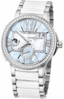 Ulysse Nardin Functional Dual Time Executive Lady 243-10B-7/393