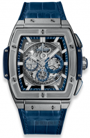 Hublot Spirit of Big Bang Titanium Blue 45 mm 601.NX.7170.LR