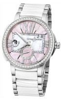 Ulysse Nardin Functional Dual Time Executive Lady 243-10B-7/397