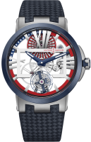 Ulysse Nardin Executive Skeleton Tourbillon 1713-139LE/US