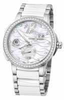 Ulysse Nardin Functional Dual Time Executive Lady 243-10B-7/691