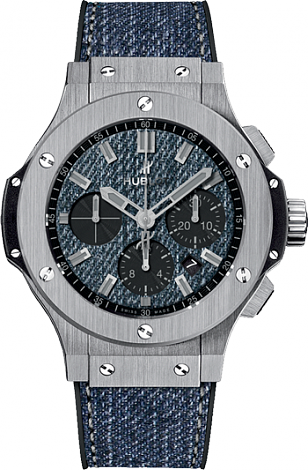 Hublot Big Bang Jeans Steel 44 301.SX.2770.NR.JEANS16
