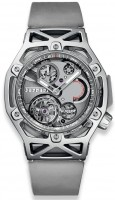 Hublot MP Collection Techframe Ferrari Tourbillon Chronograph Sapphire White Gold 45 mm 408.JW.0123.RX