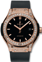 Hublot Classic Fusion King Gold Pave 33 mm 582.OX.1180.RX.1704