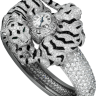Cartier Creative Jeweled Watches Bestiaire High Jewelry Tigers Motif Watch HPI00235
