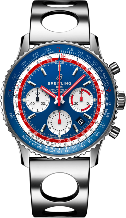 Breitling Navitimer 1 B01 Chronograph 43 Airline Edition-Pan Am AB01212B1C1A2