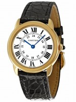 Ronde Solo de Cartier Watch W6700355